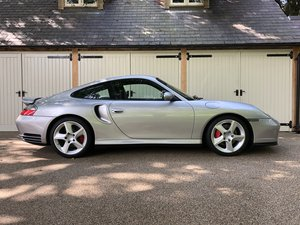 Picture of 2003 996 Porsche Turbo  - excellent example SOLD