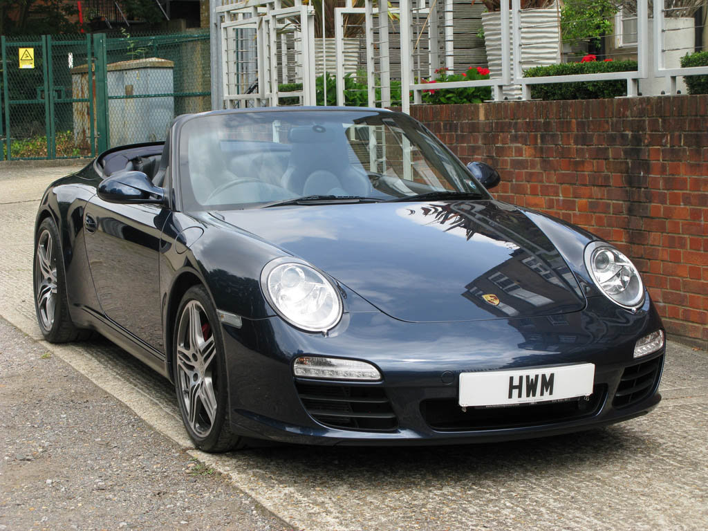 2010 PORSCHE  911 (997) GEN II C2S Cab PDK Chrono Paddleshift For Sale (picture 1 of 6)