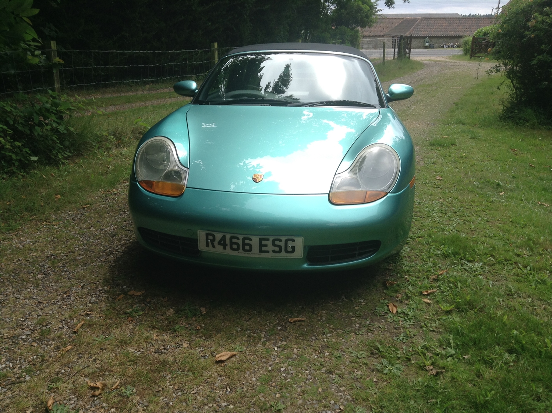 1998 Porsche Boxster 986 2.5L For Hire (picture 2 of 5)