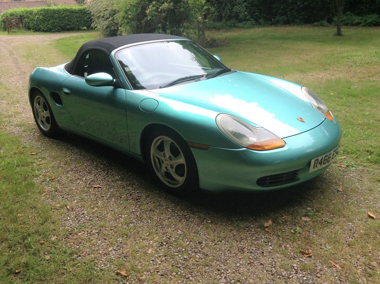 1998 Porsche Boxster 986 2.5L For Hire (picture 3 of 5)