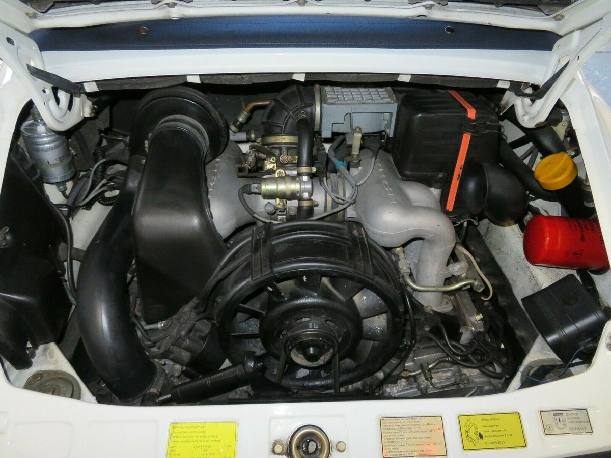 1988 PORSCHE 911 CARRERA 3.2 CONVERTIBLE For Sale (picture 6 of 6)