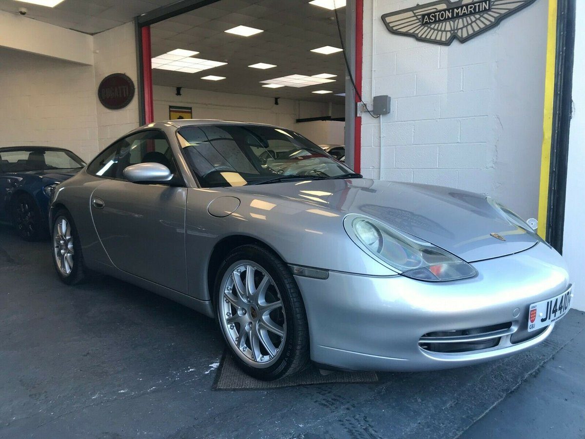 1999 Porsche 911 Carrera 4 996 manual Jersey Car For Sale (picture 2 of 6)