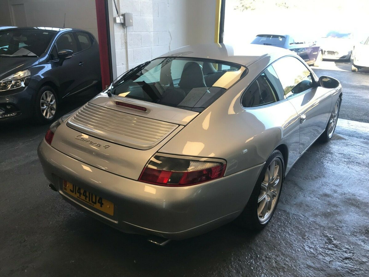 1999 Porsche 911 Carrera 4 996 manual Jersey Car For Sale (picture 3 of 6)