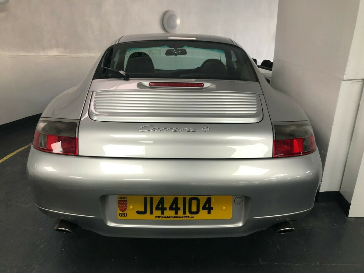 1999 Porsche 911 Carrera 4 996 manual Jersey Car For Sale (picture 4 of 6)