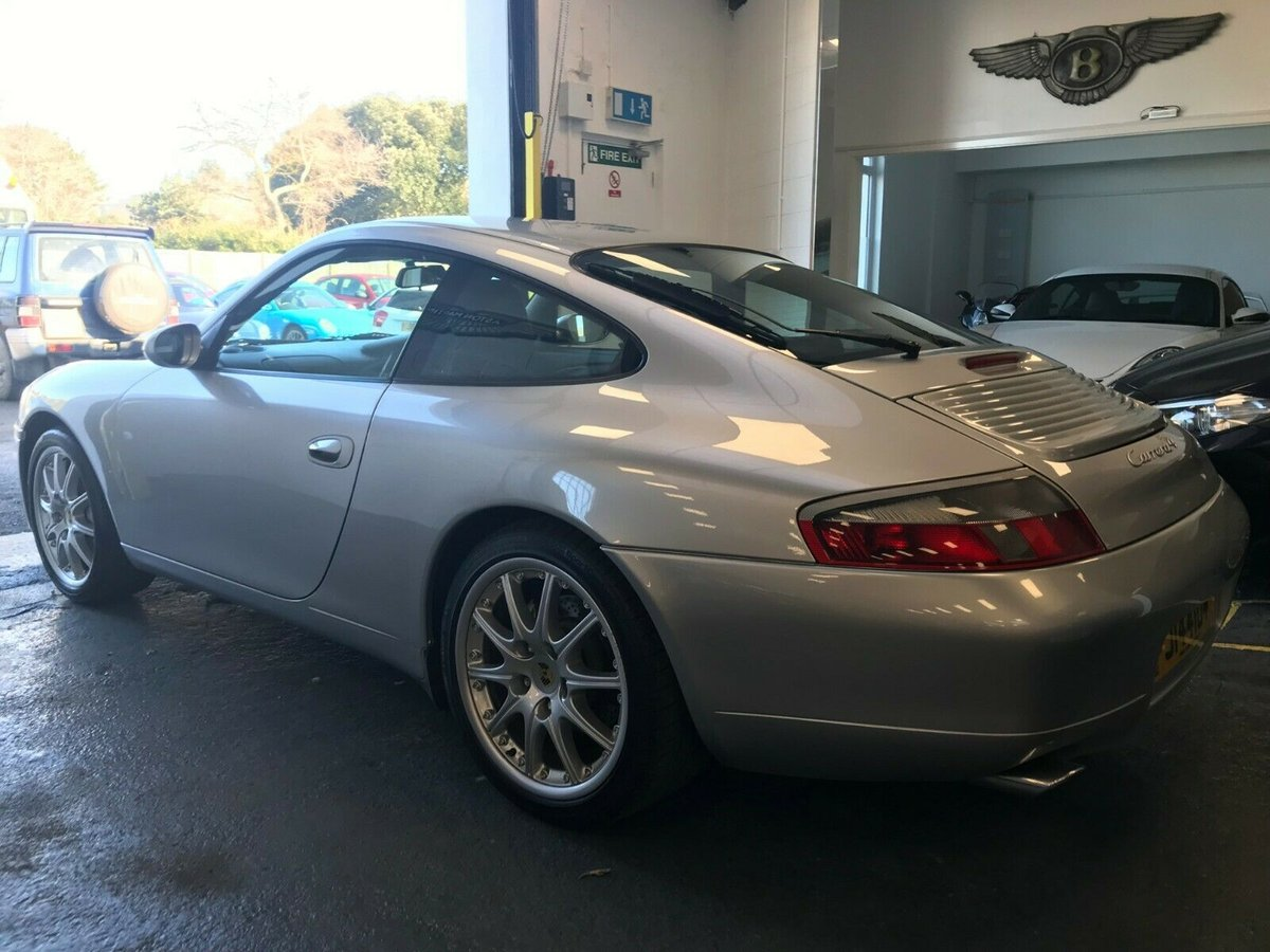 1999 Porsche 911 Carrera 4 996 manual Jersey Car For Sale (picture 5 of 6)