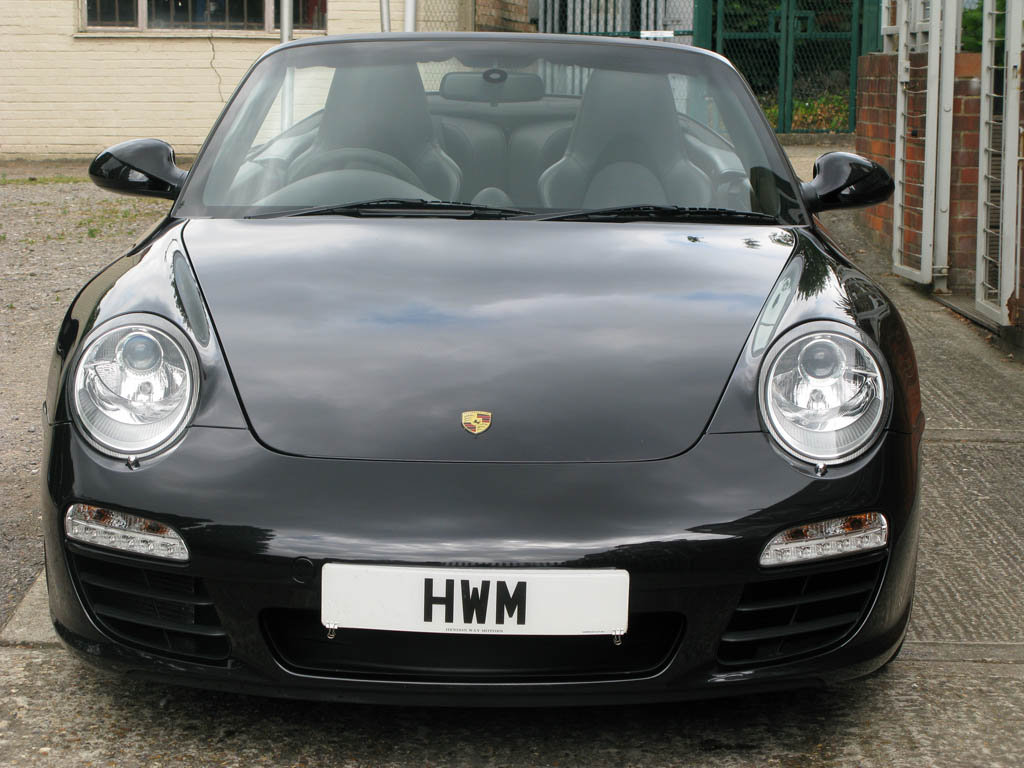 2011- Porsche 911 (997) GTS Cabriolet For Sale (picture 2 of 6)