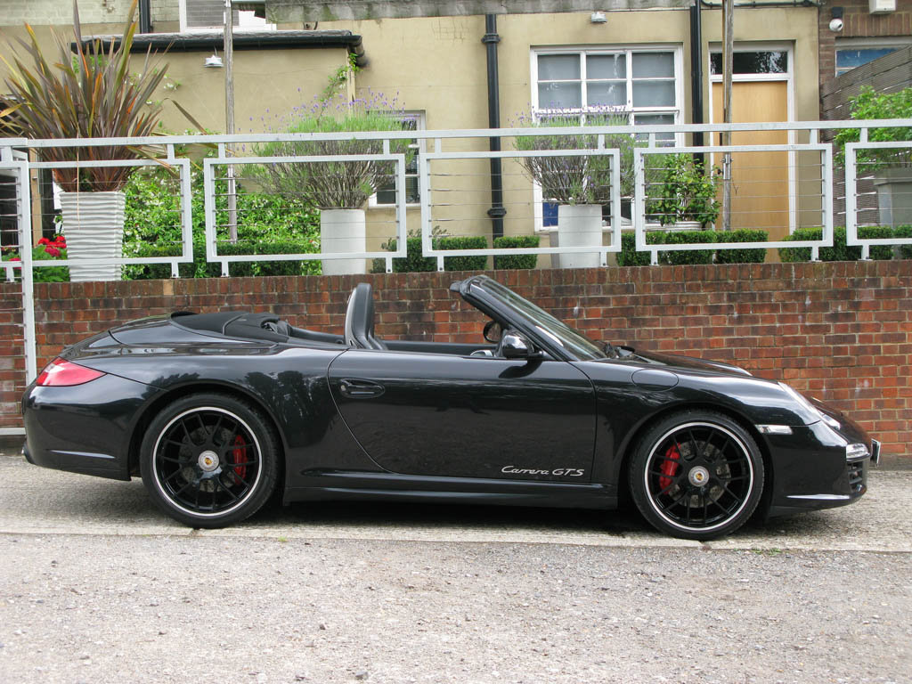 2011- Porsche 911 (997) GTS Cabriolet For Sale (picture 3 of 6)