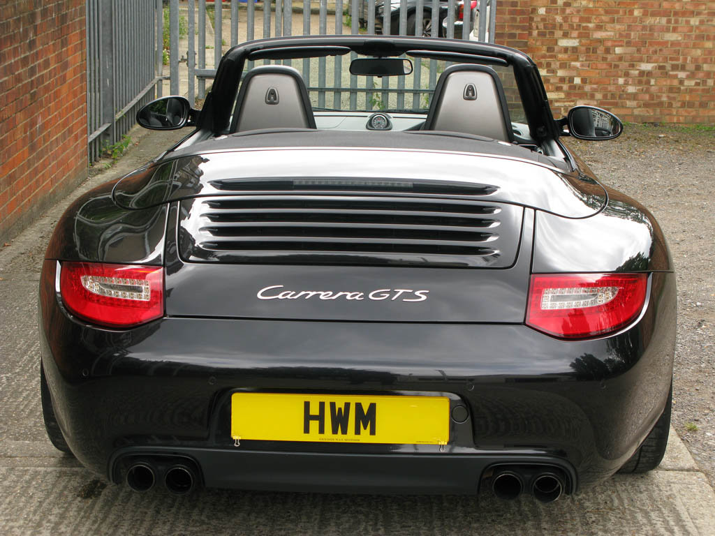 2011- Porsche 911 (997) GTS Cabriolet For Sale (picture 5 of 6)