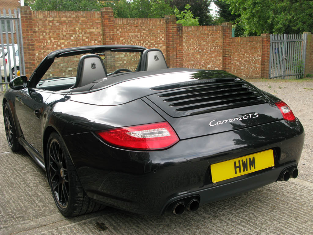 2011- Porsche 911 (997) GTS Cabriolet For Sale (picture 6 of 6)