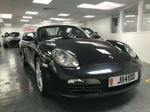 2005 05 Porsche Boxster S 987 manual Jersey car 24k mls For Sale