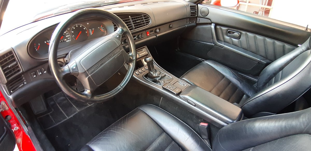 1992 Porsche 968 targa MT For Sale (picture 5 of 6)