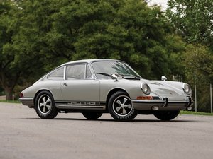 1967 Porsche 911 S Rallye  For Sale by Auction