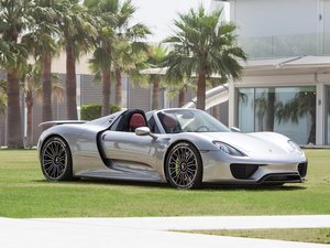 2017 Porsche 918 Spyder  For Sale by Auction