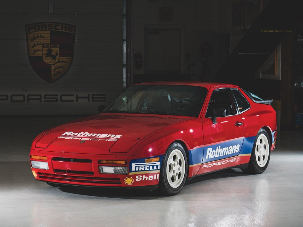 1988 Porsche Rothmans 944 Turbo Cup  For Sale by Auction (picture 1 of 6)