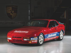 1988 Porsche Rothmans 944 Turbo Cup  For Sale by Auction