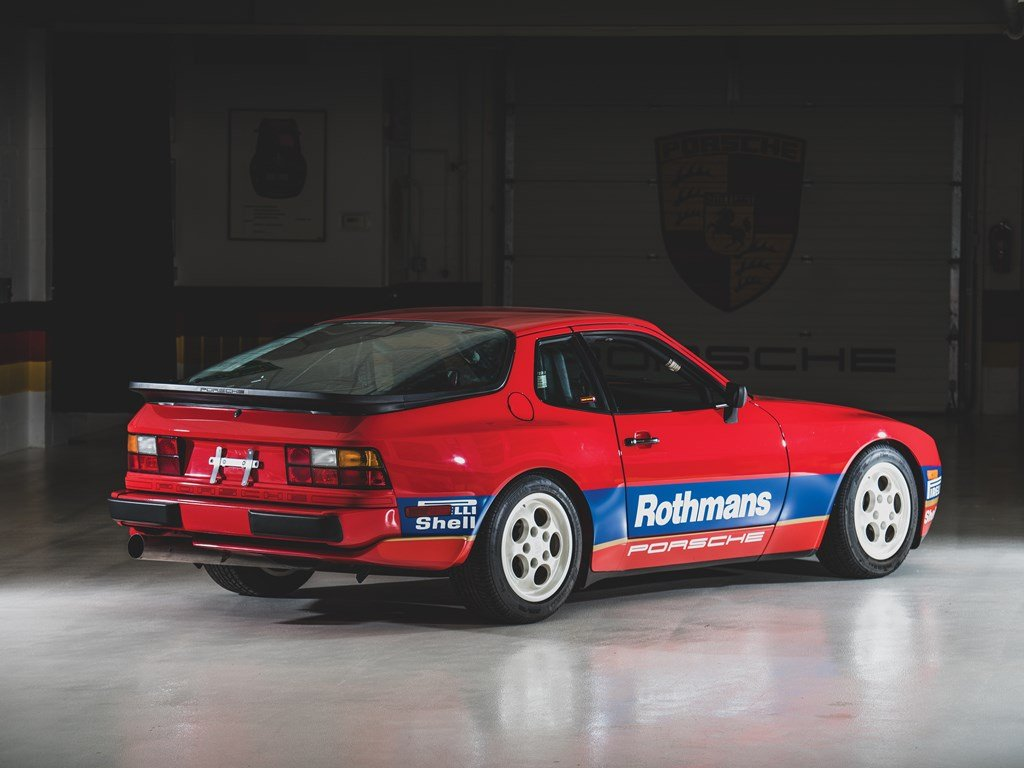 1988 Porsche Rothmans 944 Turbo Cup  For Sale by Auction (picture 2 of 6)