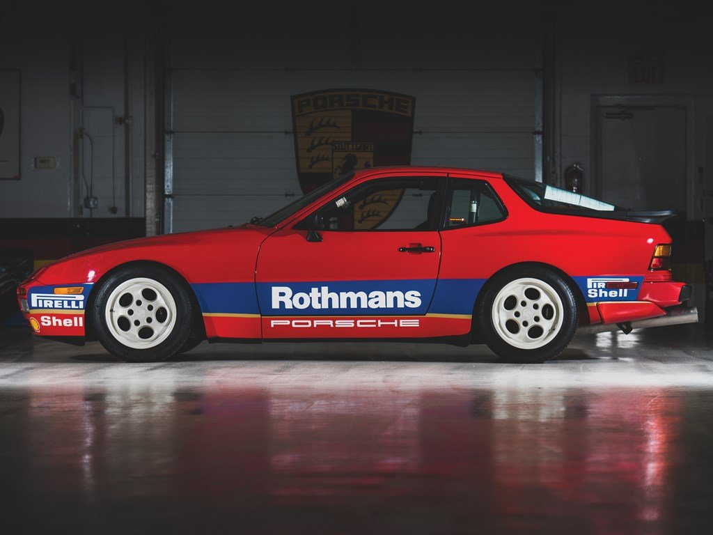 1988 Porsche Rothmans 944 Turbo Cup  For Sale by Auction (picture 5 of 6)