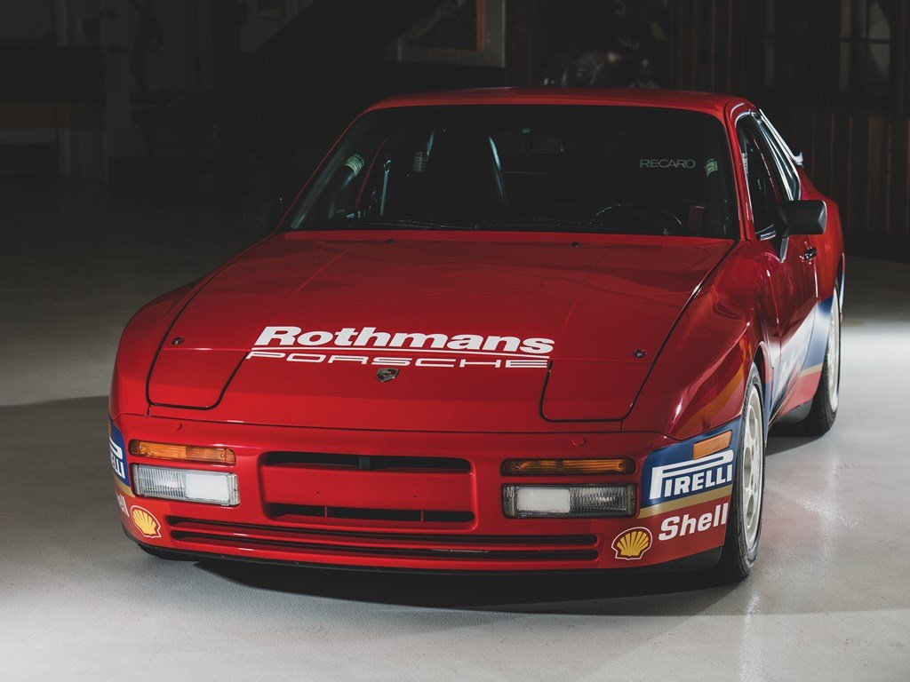 1988 Porsche Rothmans 944 Turbo Cup  For Sale by Auction (picture 6 of 6)