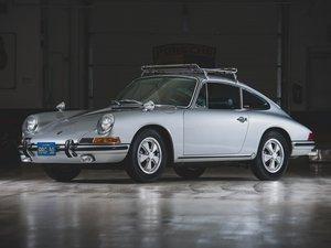 1967 Porsche 911 S Coupe  For Sale by Auction