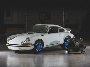 1973 Porsche 911 Carrera RS 2.7 Touring  For Sale by Auction