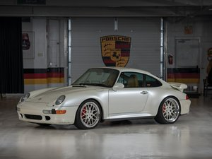 1997 Porsche 911 Turbo Coupe  For Sale by Auction