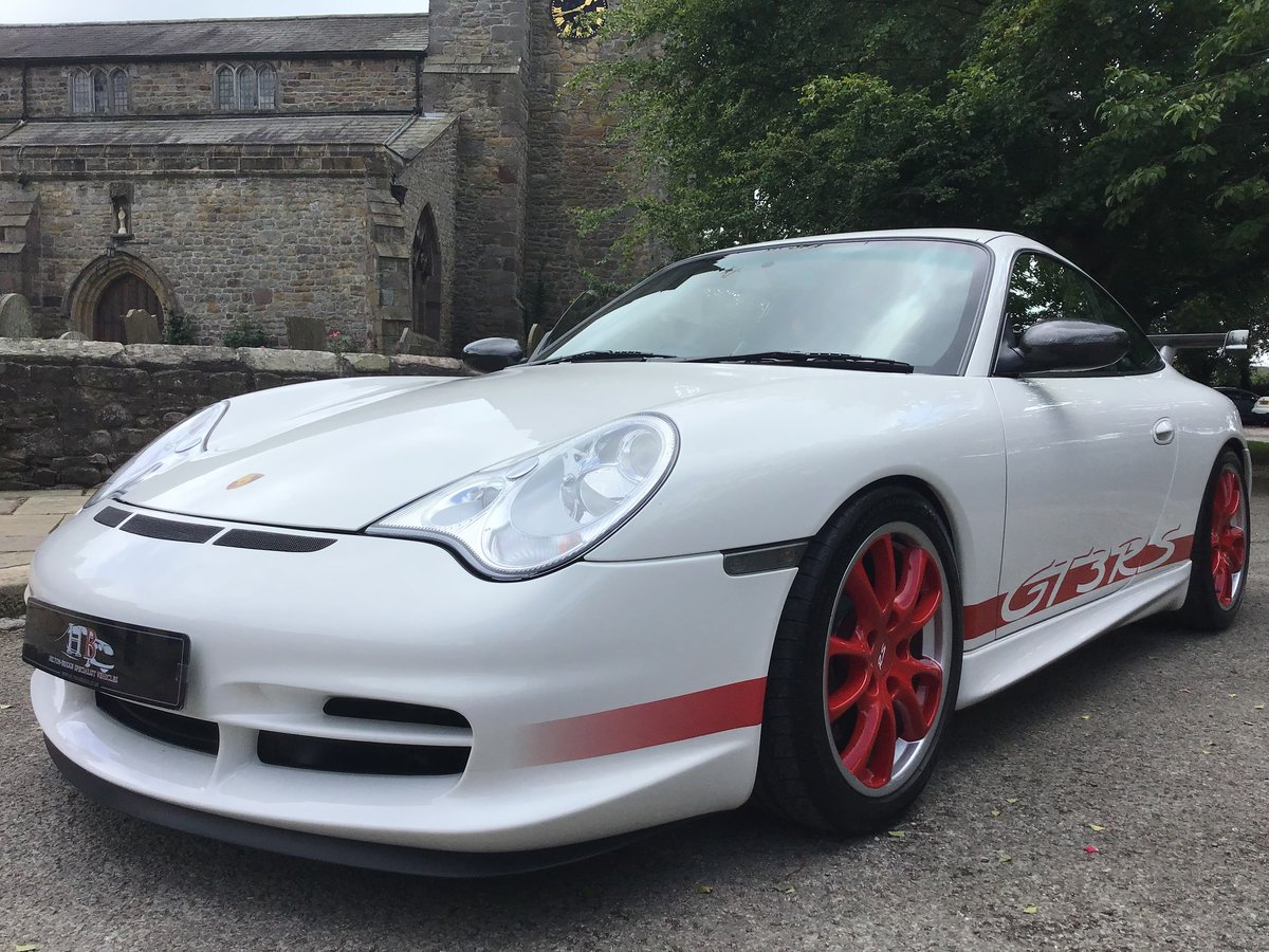 2003 PORSCHE 911 ( 996 ) GT3 RS.   OUTSTANDING!    P.O.A. For Sale (picture 2 of 6)