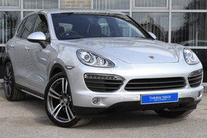 2012 12 PORSCHE CAYENNE S 4.8 V8 TIPTRONIC S For Sale