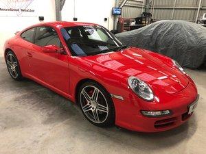 2007 Porsche 911 3.8S Manual - great spec and pristine condition For Sale