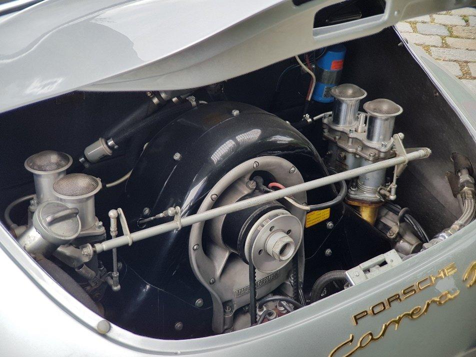 1962 Porsche 356 B Carrera 2000 GS, Certificate, History For Sale (picture 3 of 6)