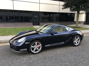 2006 Porsche Cayman S 3.4 Tiptronic Blue Full History 987 For Sale