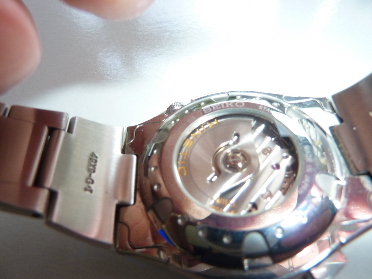 Porsche Seiko Watch For Sale (picture 4 of 5)