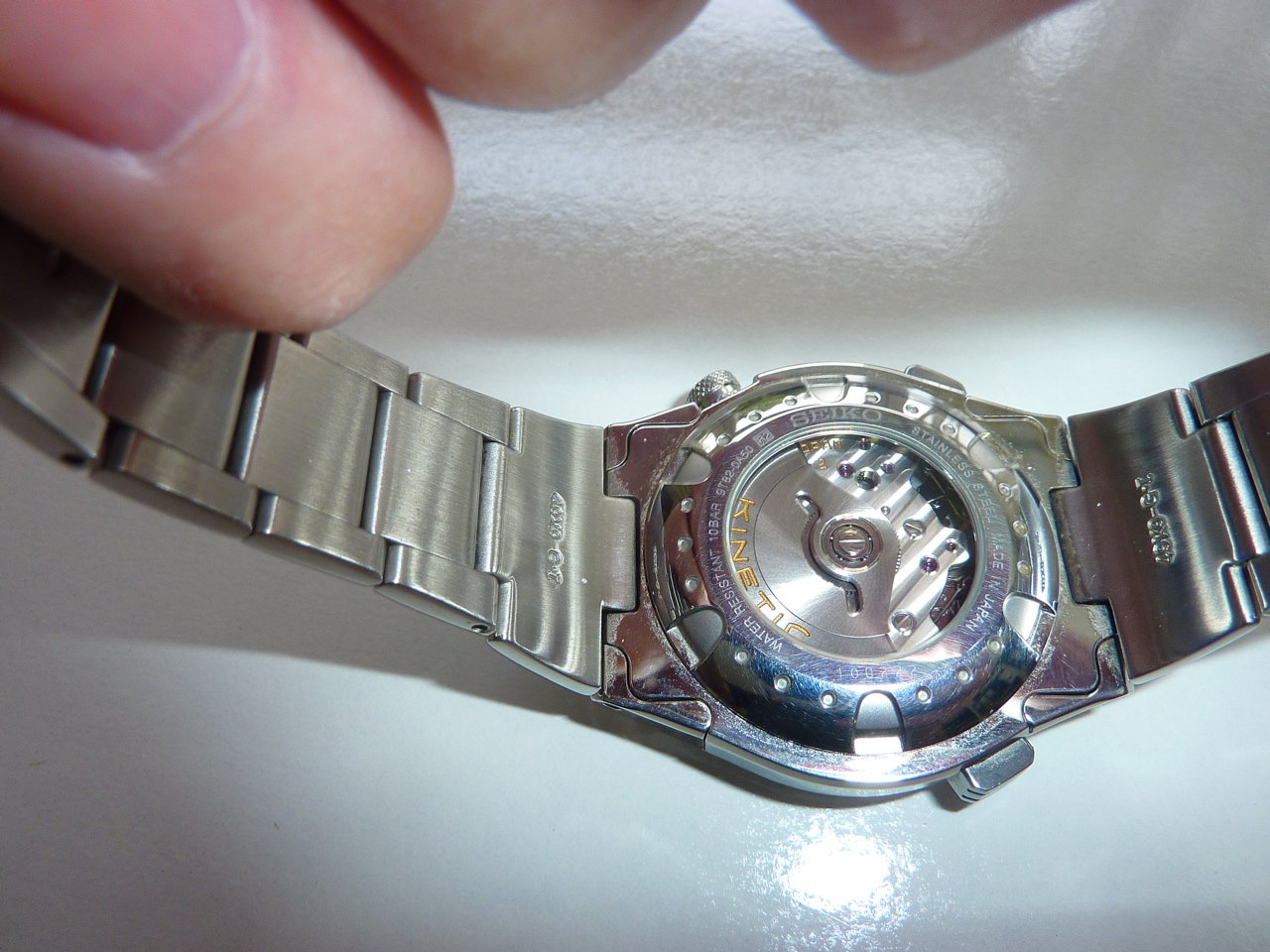Porsche Seiko Watch For Sale (picture 5 of 5)