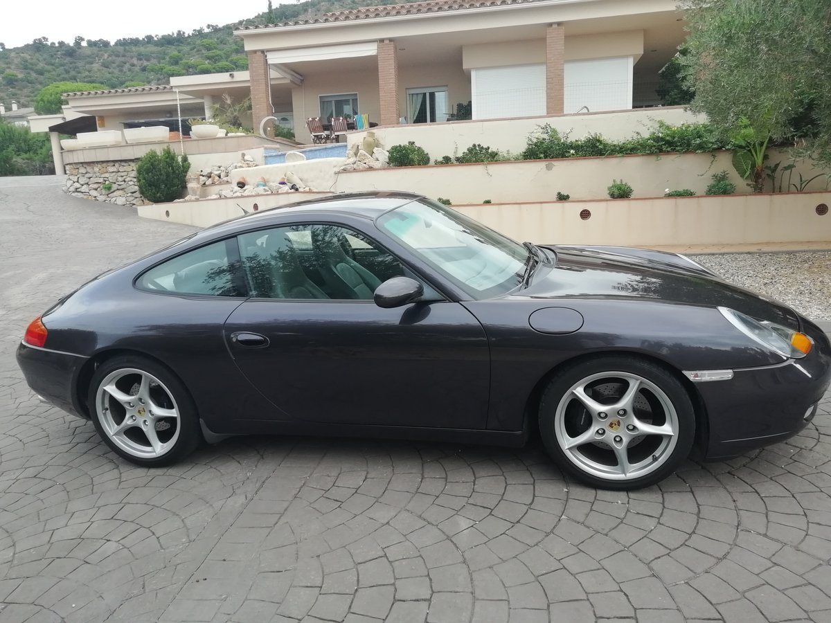 Porsche 911-996 carrera 2 year 2000 For Sale (picture 1 of 6)