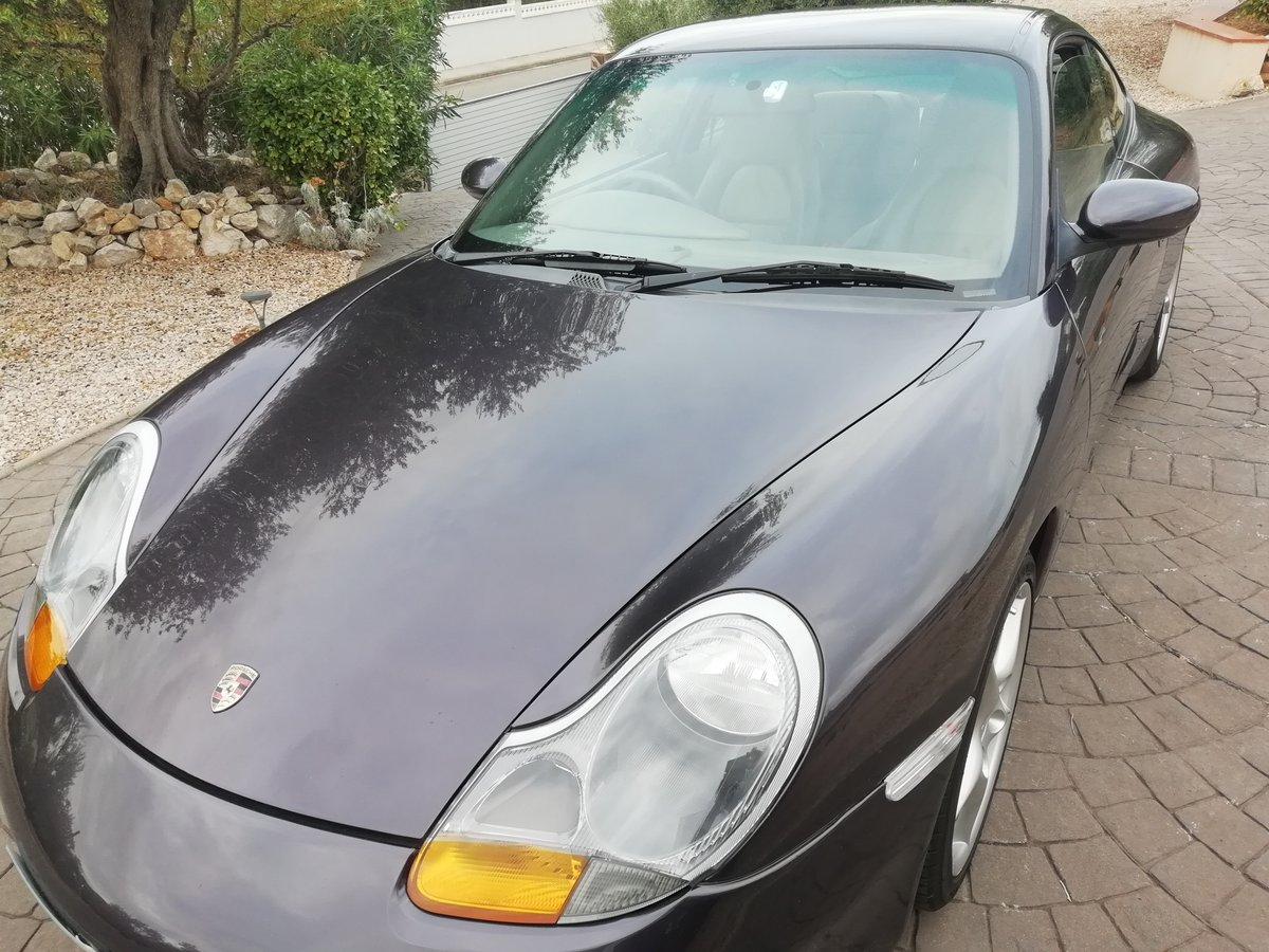 Porsche 911-996 carrera 2 year 2000 For Sale (picture 2 of 6)