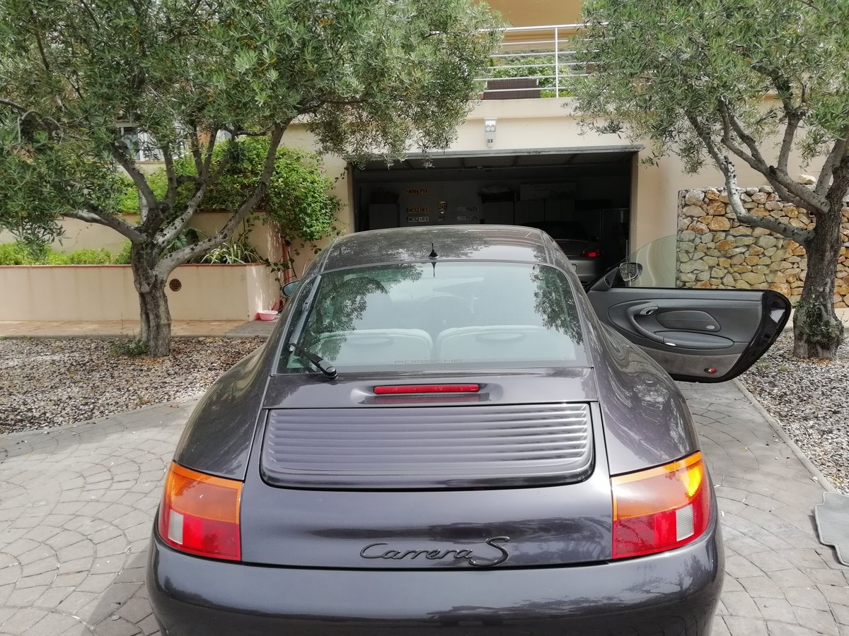 Porsche 911-996 carrera 2 year 2000 For Sale (picture 3 of 6)