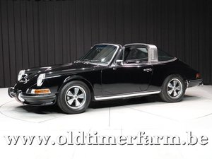1972 Porsche 911 2.4 S Targa Olklappe '72 For Sale