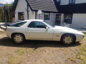 1991 Porsche 928 S4 Auto White 5.0 V8 320hp For Sale