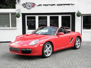 Picture of 2007 Porsche Boxster 2.7 Manual finished in rare Guards Red SOLD