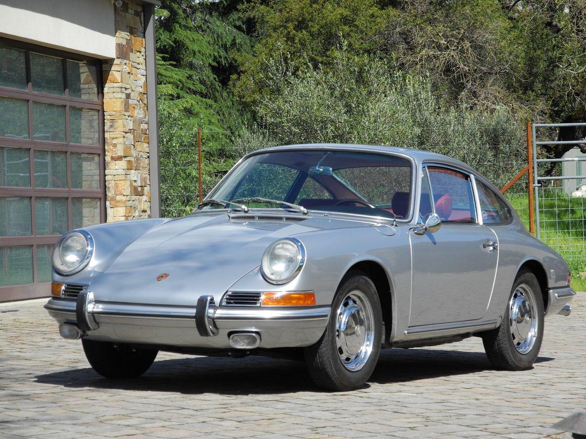 Very rare 1966 Porsche 911 Sunroof Coupe! For Sale (picture 6 of 6)