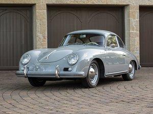 1956 Porsche 356 A European Coupe by Reutter For Sale by Auction