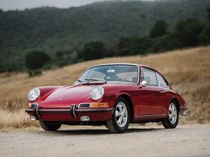 1967 Porsche 911 S Coupe  For Sale by Auction