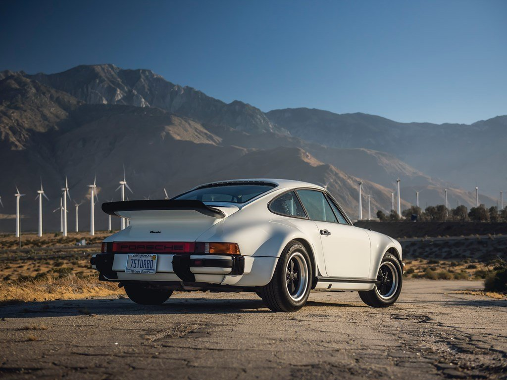 1975 Porsche 911 Turbo Carrera  For Sale by Auction (picture 2 of 6)