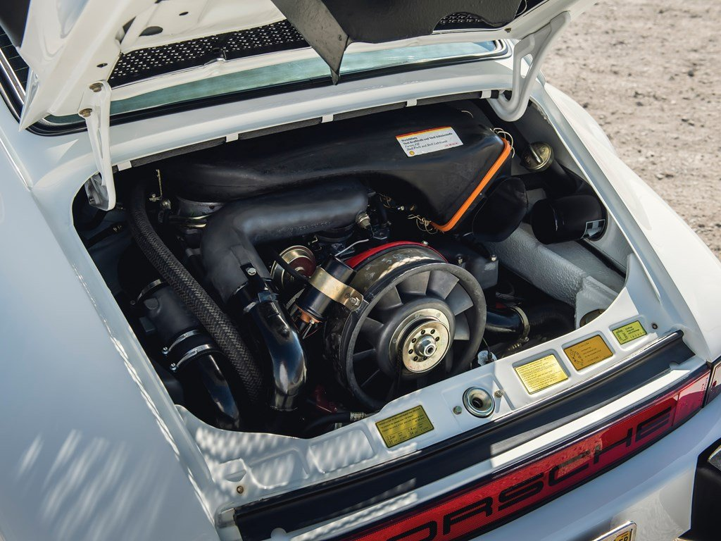 1975 Porsche 911 Turbo Carrera  For Sale by Auction (picture 3 of 6)