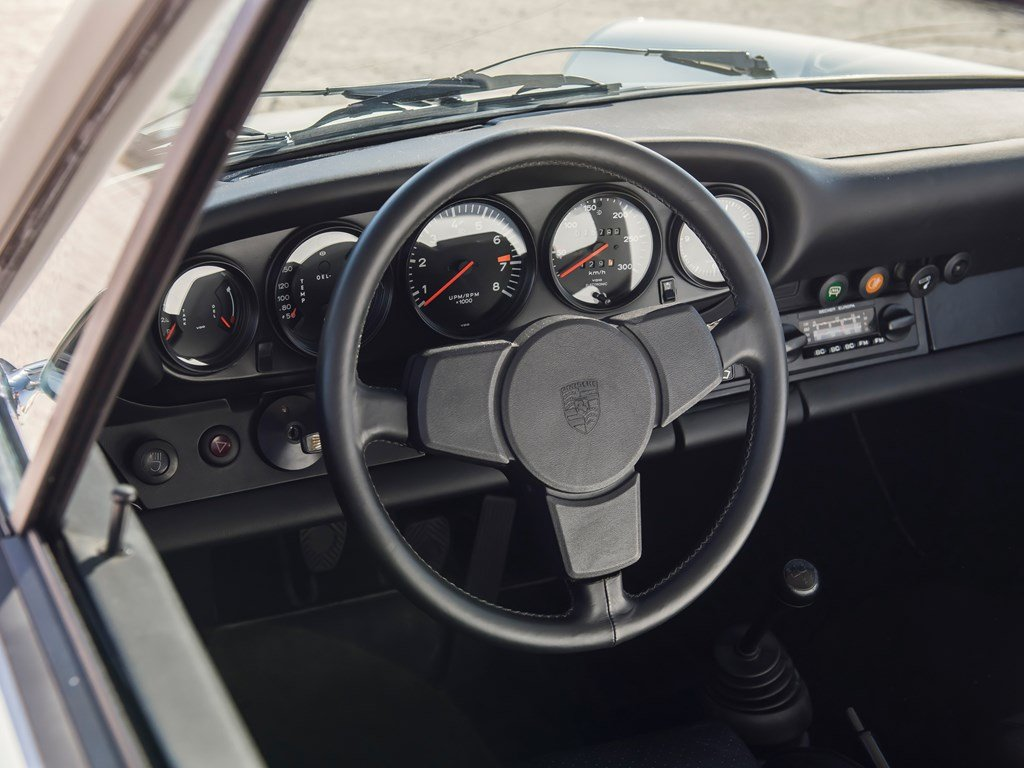1975 Porsche 911 Turbo Carrera  For Sale by Auction (picture 4 of 6)