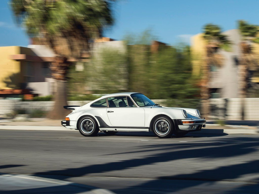 1975 Porsche 911 Turbo Carrera  For Sale by Auction (picture 5 of 6)