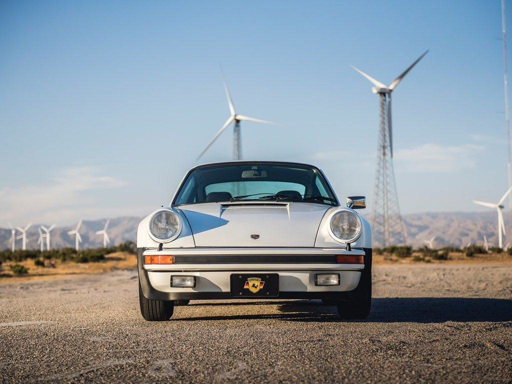 1975 Porsche 911 Turbo Carrera  For Sale by Auction (picture 6 of 6)