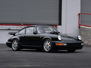 1991 Porsche 911 Carrera 4 Lightweight  For Sale by Auction