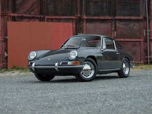 1966 Porsche 911  For Sale by Auction