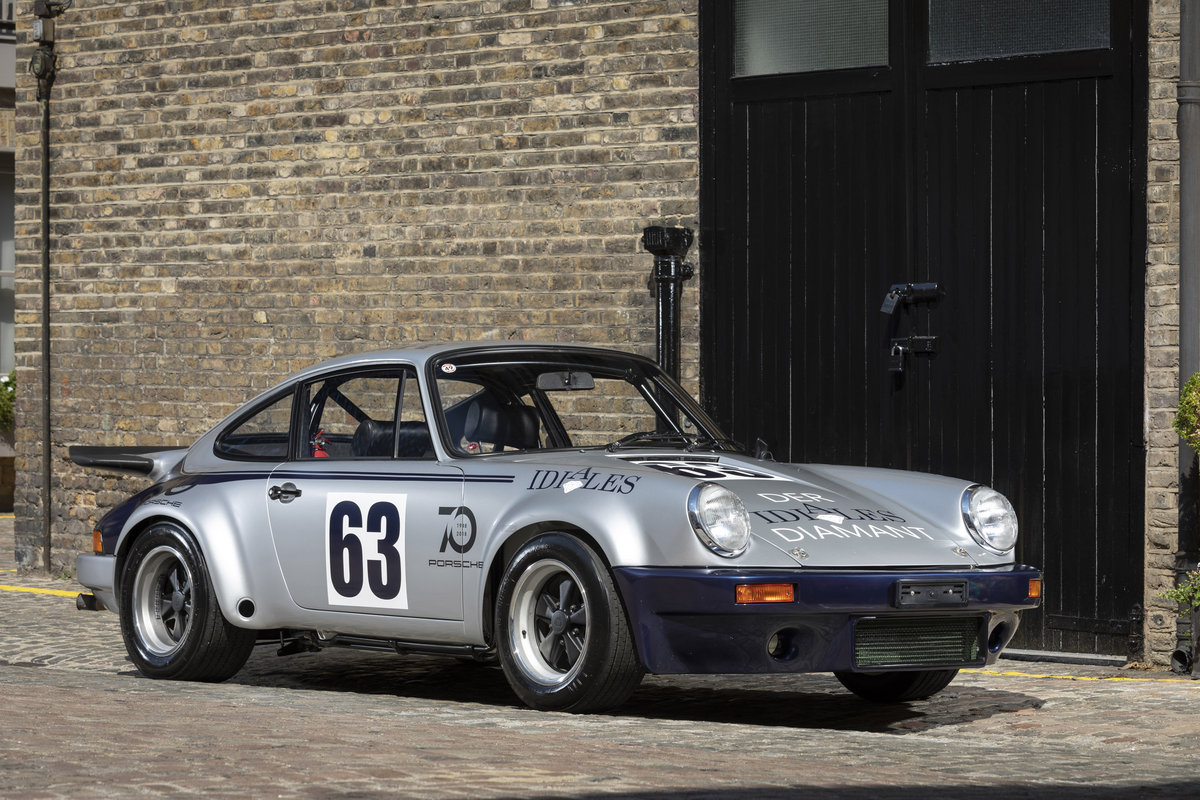 1974 Porsche Carrera 3.0 RS SOLD (picture 1 of 6)