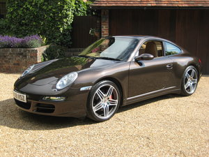 2008 Porsche 911 (997) 3.8 Carrera 4S With Just 11,750 Miles For Sale